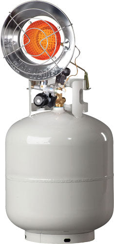 Mr.heater Single Tank Top - Heater 10000 To 15000 Btu