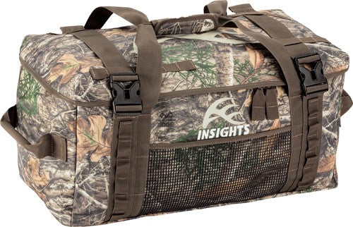 Insights The Traveler Xl Gear - Bag Realtree Edge 3600 Cu In