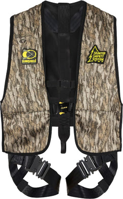 Hss Safety Harness Lil Tree - Stalker Youth 50-120# Mossyoak