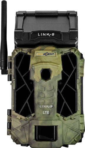 Spypoint Trail Cam Link Solar - Verizon 12mp Low Glow Camo