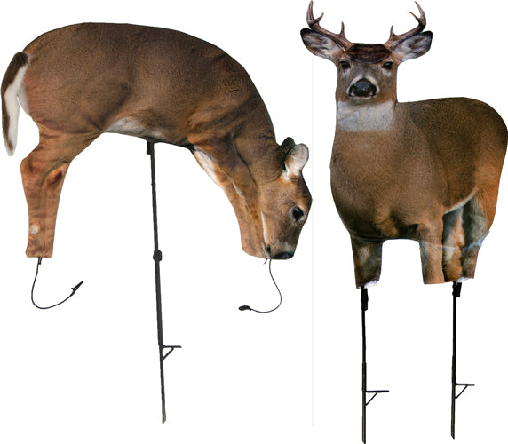 Montana Decoy Deer Archers - Choice Plot Pack Buck-doe
