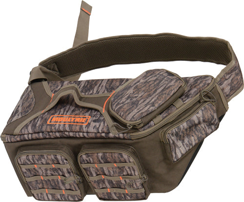 Moultrie Game Camera Bag - Mossy Oak Bottomland Camo