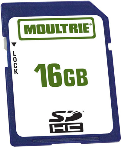 Moultrie Sdhc Memory Card 16gb -