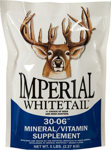 Whitetail Institute 30-06 - Mineral-vitamin Attractant 5lb