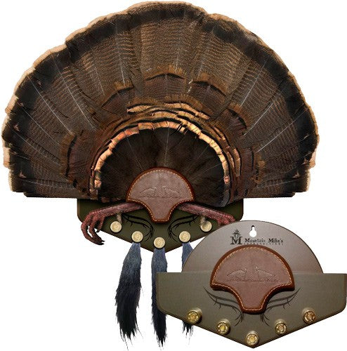 Mountain Mike's Beard - Collector Turkey Plaque Kit