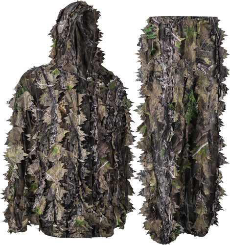 Titan Leafy Suit Mossy Oak Rio - L-xl Pants-top