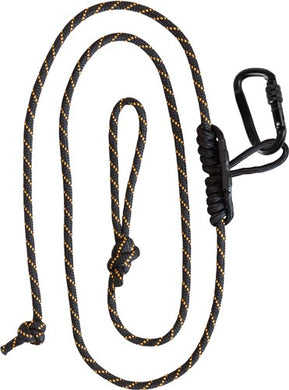 Muddy Safety Harness Lineman's - Rope W-carabiner & Prusik Knot