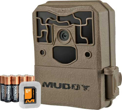 Muddy Trail Camera Pro Cam - 18mp W-batteries & Sd Card