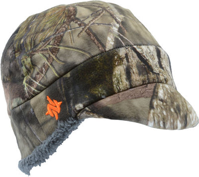 Nomad Harvester Billed Beanie - Mossy Oak Bu Country