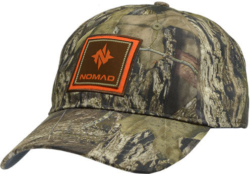 Nomad Mark Camo Trucker Cap - Mossy Oak By Country Adjtbl