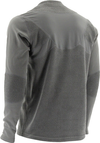 Nomad Cottonwood Baselayer - Crew Charcoal Grey X-large