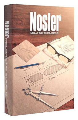 Nosler Reloading Guide - 8th Edition