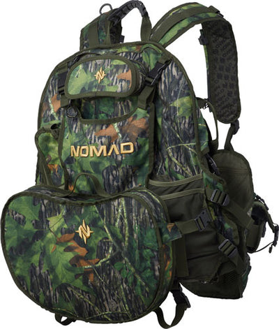 Nomad Killin' Time Turkey Vest - Mo Shadowleaf W-morel Sack