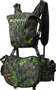 Nomad Pursuit Convertible - Turkey Vest Mo Shadowleaf Osfm