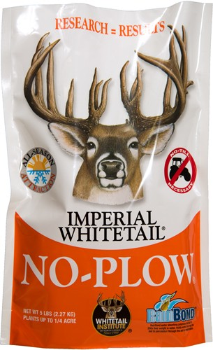 Whitetail Institute No Plow - 1-4 Acre 5lbs Fall