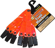 Hme Trail Markers Reflective - Orange 10pk