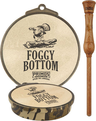 Primos Turkey Call Pot Style - Foggy Bottom Frictionite