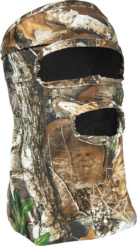 Primos 3-4 Face Mask Stretch - Fit Realtree Edge