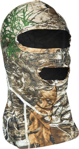 Primos Full Face Mask Stretch - Fit Realtree Edge