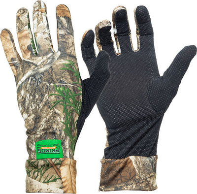 Primos Stretch Fit Glove - Realtree Edge