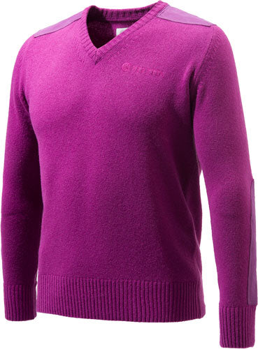 Beretta Men's Classic V-neck - Sweater Violet X-large
