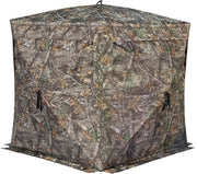 "Rhino Ground Blind R180 W-see - Through Mesh 75""x75""x66"" Rtedg"