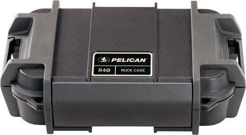 Pelican Ruck Case Large R40 - W-divider Blk Id 7.6
