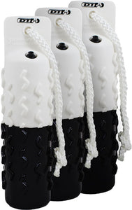 D.t. Systems Plastic Training - Dummy 3-pk Large Black-white