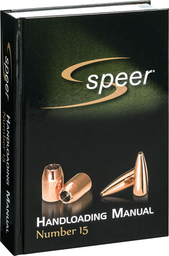 Rcbs Speer Reloading Manual 15 -