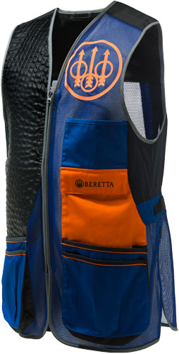 Beretta Men's Two Tone Vest - X-large Blue Total Eclipse