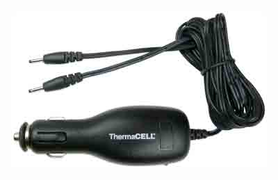 Thermacell Car Charger For - Original Heated Insoles<