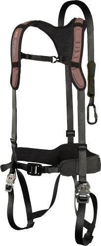 Tree Spider Safety Harness - Venom Harness Osfm Black