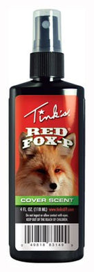 Tinks Cover Scent Red Fox - Urine 4fl Ounces Spray Bottle