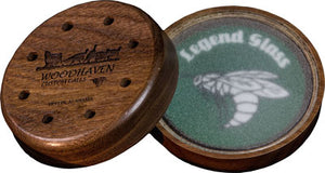 Woodhaven Custom Calls Legend - Glass Friction Call