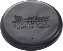 Load image into Gallery viewer, Woodhaven Custom Calls Surface - Saver Lid Black For Pot Calls
