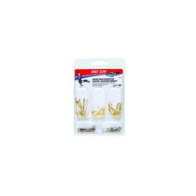 Eagle Claw Panfish Crappie Hook Assortment