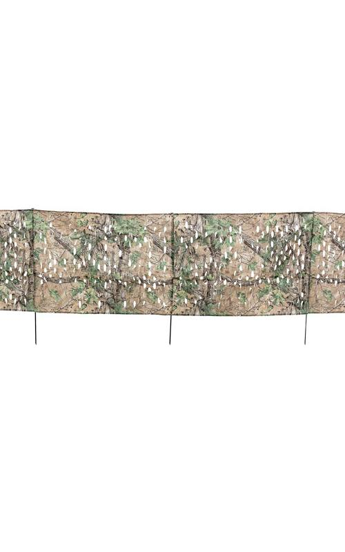 "Hs Portable Ground Blind - Collapsible Rt-edge 27""x12'"