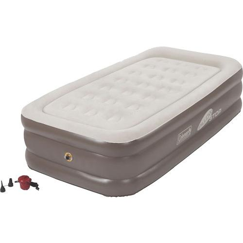 Coleman Supportrest Pillowstop - Plus Dh Twin W-120v Combo