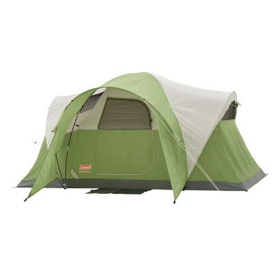 Coleman Montana Modified Dome - Tent 6 Person 12'x7'