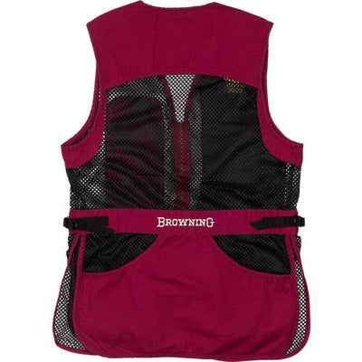 Bg Mesh Shooting Vest R-hand - Women's Large Black-cassis