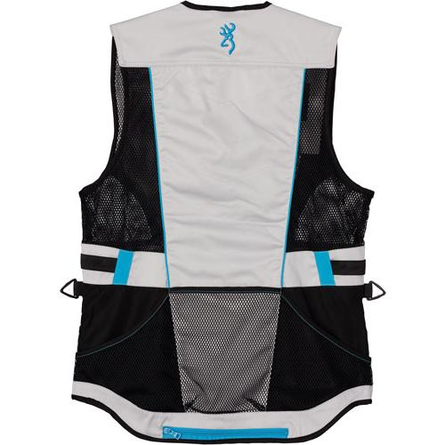 Bg Ace Shooting Vest Women's - Small Teal For Her