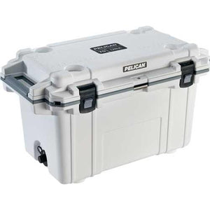 Pelican Cooler Im 70 Quart - Elite White-gray
