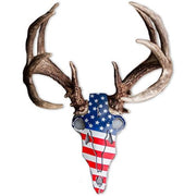 Do-all Horn Mounting Kit - American Iron Buck Red-wht-blu