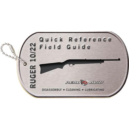 Real Avid Ruger 10-22 Field - Ruger 10-22 Maintenance Cards