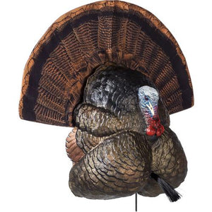 Flextone Thunder Creeper - Strutter Decoy W- Folding Fan