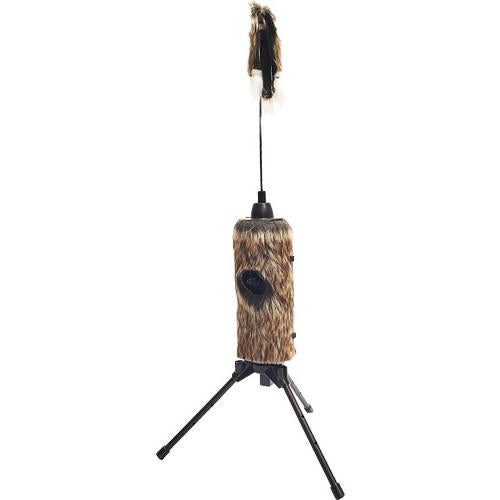 Mojo Fuzzy Critter W-built In - Tripod & Batter Holder