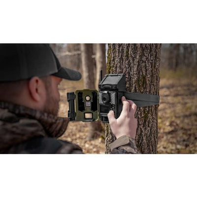 Spypoint Trail Cam Link Micro - Solar At&t Lte 10mp Camo