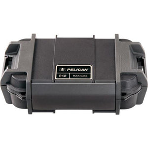 "Pelican Ruck Case Large R40 - W-divider Blk Id 7.6""x4.7""x1.9"
