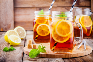 Brew The Perfect Iced Tea