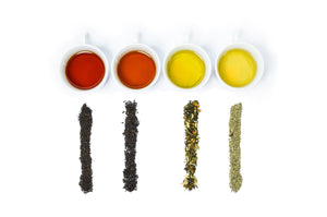 Steeping Different Types of Tea
